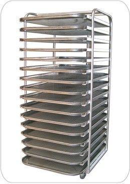 Rack carts for oven EK57 Midi Market